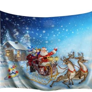 Other - Christmas Wall Tapestry
